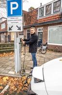 Laadpalen voor elektrische voertuigen rukken in heel het land op.