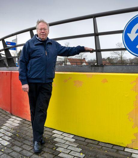 Fikse opknapbeurt voor 'Kleurencirkel A59' op rotonde van Maliskamp naar Rosmalen