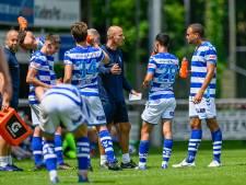 Robbemond debuteert bij De Graafschap met ruime oefenzege tegen Silvolde; hoofdrol voor Haen (17)