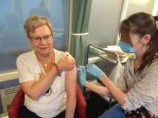 Ook Argos Zorggroep begonnen met vaccineren van bewoners
