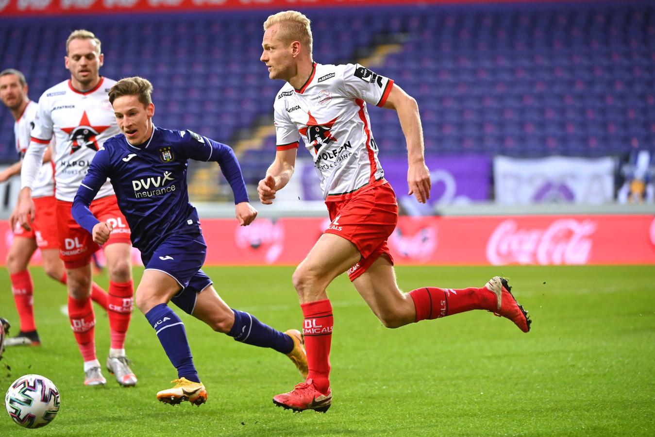 Deschacht met Verschaeren (Anderlecht).