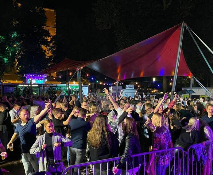 750 mensen beleefden op de kop van De Lind 'de Oisterwijkse Zomer