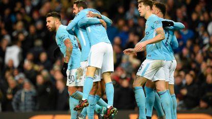 Manchester City buigt achterstand om, De Bruyne showt nog maar eens zijn klasse - Replay voor Chelsea - ook Kabasele en Depoitre door in FA Cup