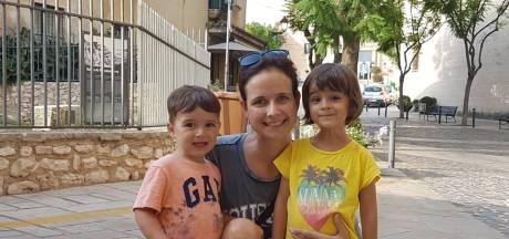 Huissense Floortje miste in Málaga haar familie: 'Er gebeurde niets, je zag niemand'