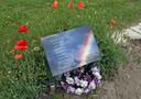 Graf van de naamloze vrouw die vermoord gevonden is in Westdorpe.