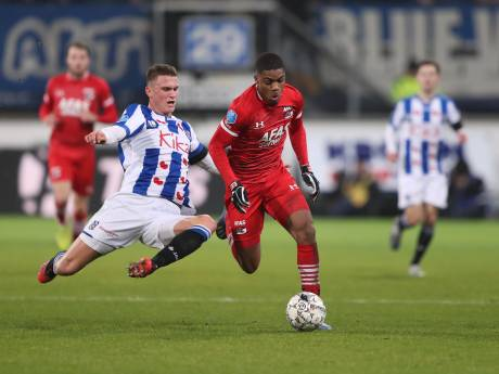 LIVE | Boadu maakt treffer Ejuke razendsnel ongedaan, AZ leidt weer