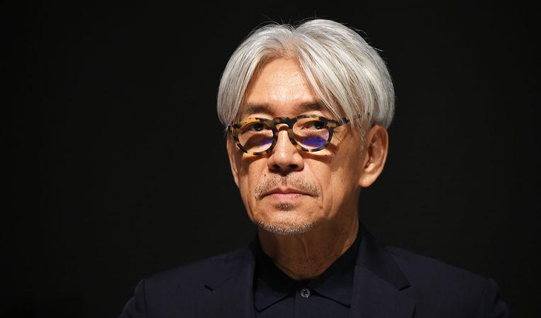 Ryuichi Sakamoto in 2017.  Beeld WireImage