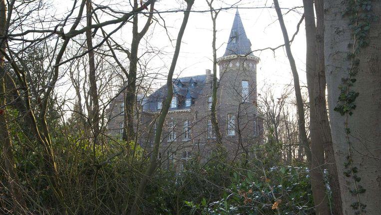 Het kasteel van slachtoffer Stijn Saelens. Beeld ANP