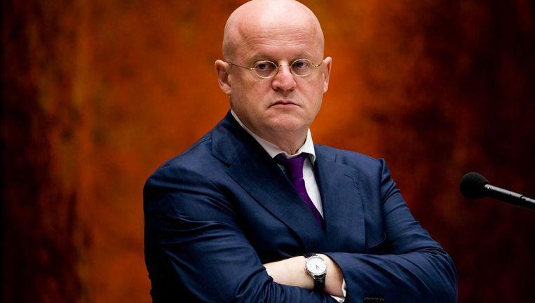Minister Ferdinand Grapperhaus. Beeld Freek van den Bergh / de Volkskrant