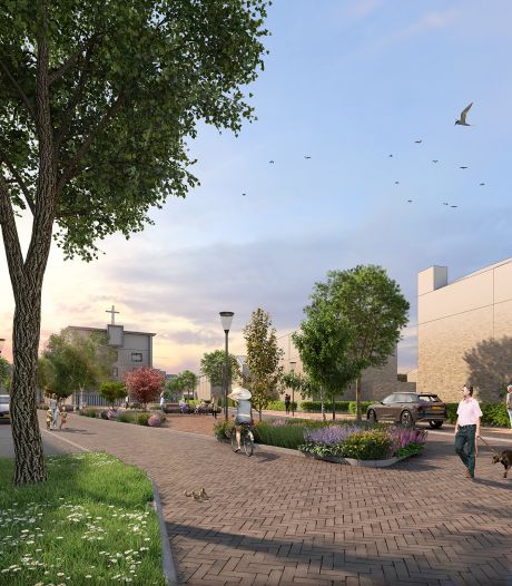 Diaconessengebouw blijft staan in nieuwe woonwijk Park Langendijk