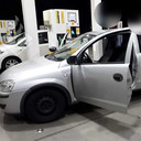 In de auto werd harddrugs gevonden.