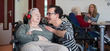 Hier luisteren demente ouderen graag naar