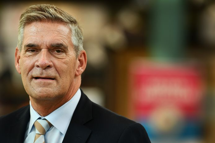 Burgemeester Naafs burgemeester van Utrechtse Heuvelrug.