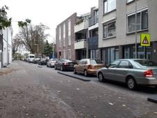 Nog even aanschuiven geblazen op de Vughtstraat in Roosendaal