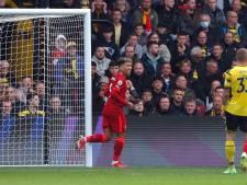LIVE   Firmino vergroot Liverpool-voorsprong tegen Watford