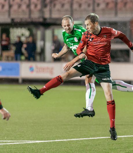 Bemmel-MASV voorvertoning voetbal nieuwe stijl: 'Leuk potje, jammer dat er geen publiek was'