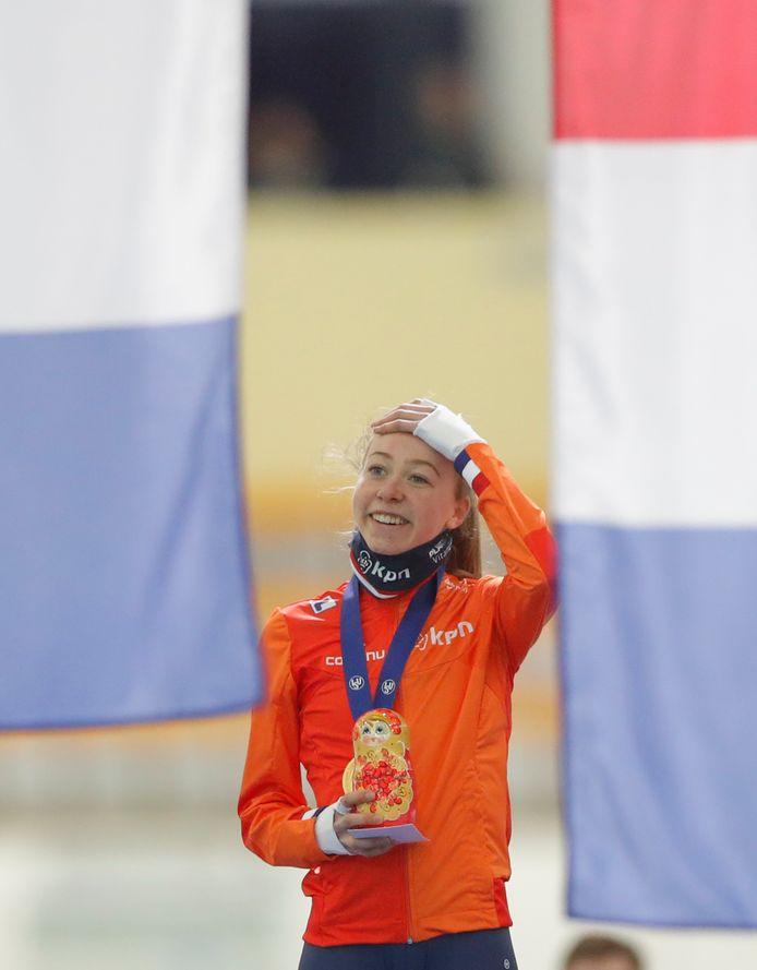 Esmee Visser.