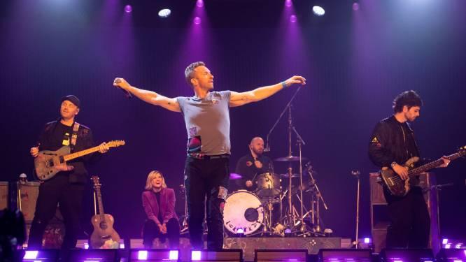 Laatste kans: Coldplay kondigt vierde concert aan in Koning Boudewijnstadion