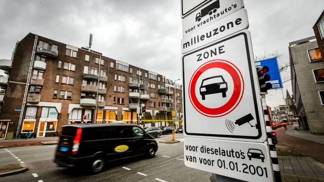 'Roettax': 225 euro extra wegenbelasting voor oudere diesels vanaf 1 januari