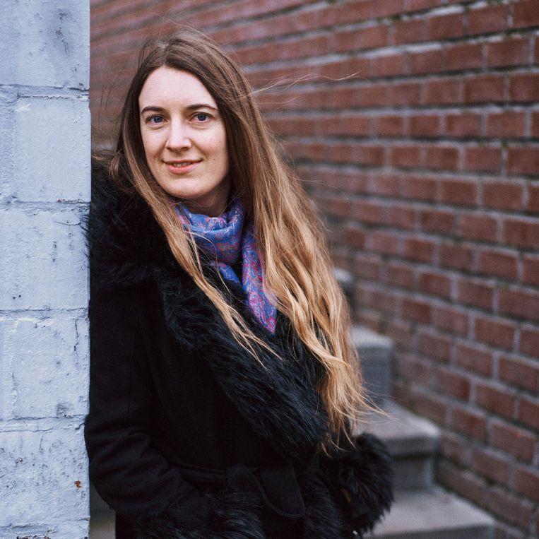 Yuliya Miadzvetskaya: 'Jarenlang slaagde Loekasjenko erin om als een fatsoenlijk man over te komen. Dat imago ligt nu aan diggelen.' Beeld Thomas Sweertvaegher