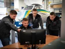 HAN Arnhem op jacht naar record met waterstofauto