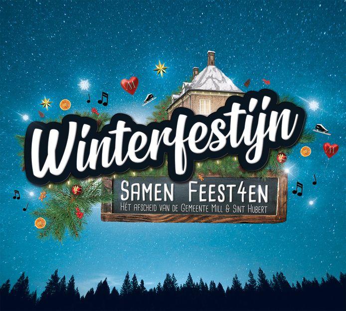 Het logo van Winterfestijn Mill.