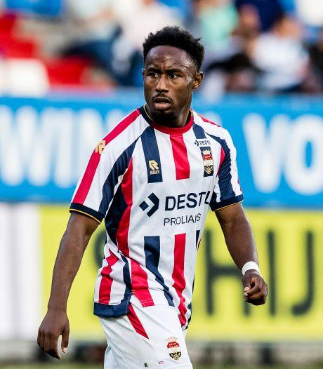 Willem II'er Yeboah sluit zware periode zonder transfer af: 'Ik voelde me net een voorwerp, handelswaar'