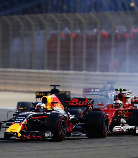 FIA: Verschil tussen motoren Mercedes, Ferrari en Renault gering