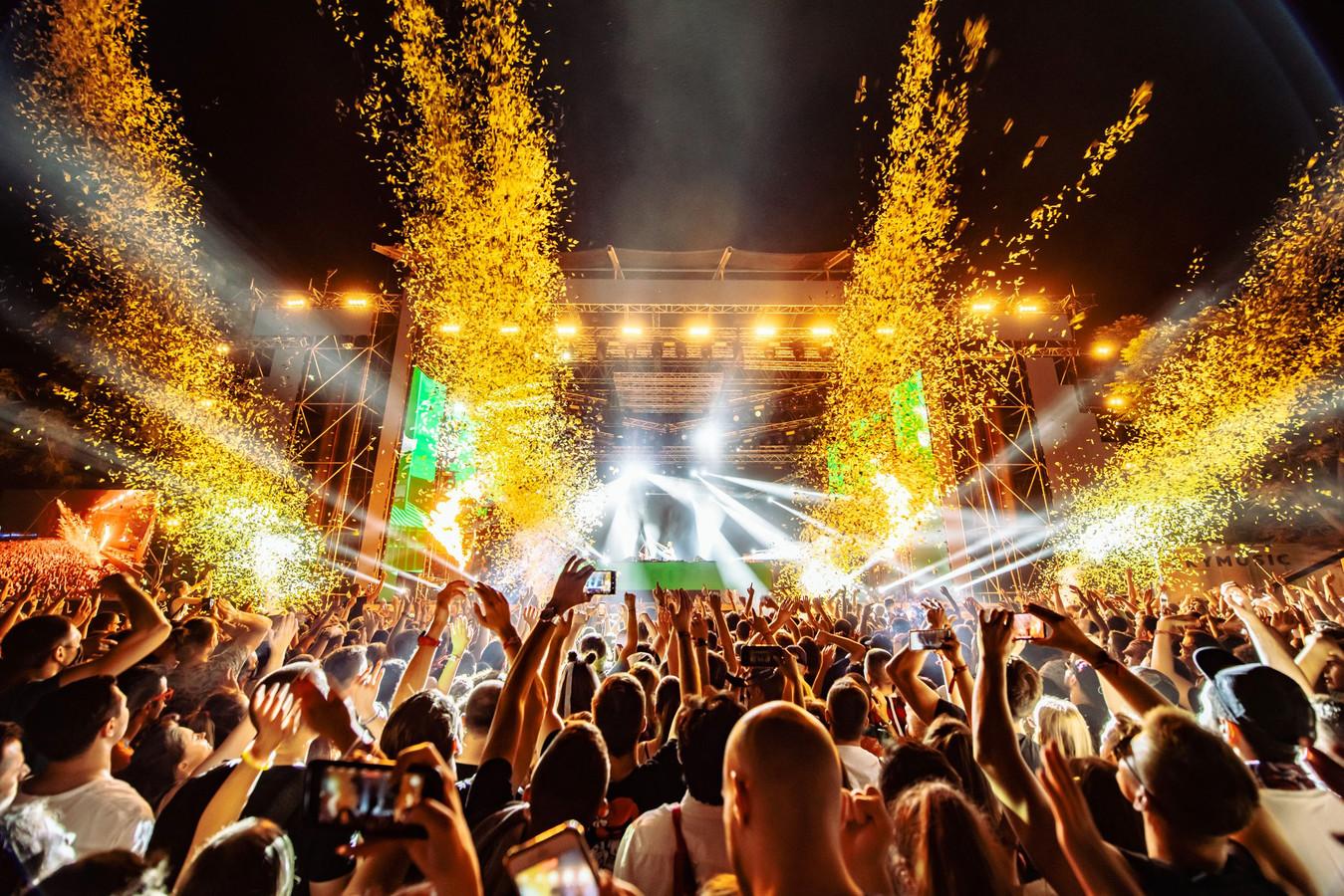 Exit Festival 2021.