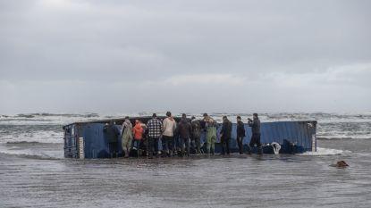 Strafrechtelijk onderzoek naar overboord geslagen containers bij Waddeneilanden