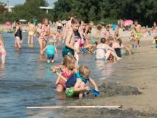 Zwemmen bij Strand Nulde mag weer