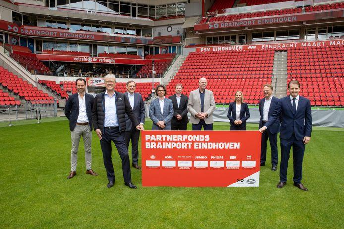 In juli 2020 werd bij PSV het zogeheten Partnerfonds Brainport Eindhoven opgericht, bedoeld om iedereen zoveel mogelijk van het Brainport-succes te laten profiteren.