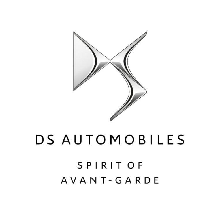 Het Citroen DS-logo. Beeld rv