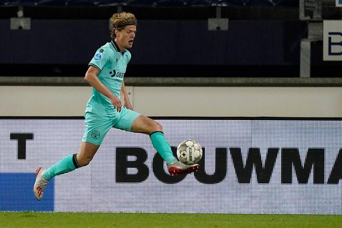 Jasper Dahlhaus gaat naar FC Eindhoven.