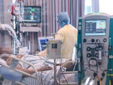La pression sur les hôpitaux augmente encore: 7.231 hospitalisations au total dont 1.302 patients en soins intensifs