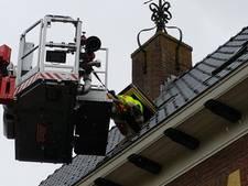 Huissleutel binnen laten liggen? De brandweer weet raad