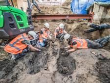 Uitbreiding koninklijke grafkelder in volle gang: ruim twintig nieuwe plekken