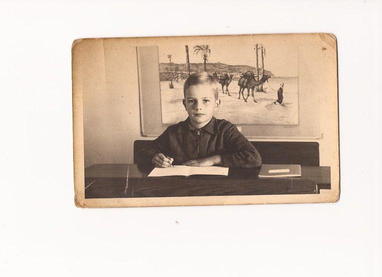 Jan van Drie groeide op in Nijkerkerveen. Beeld