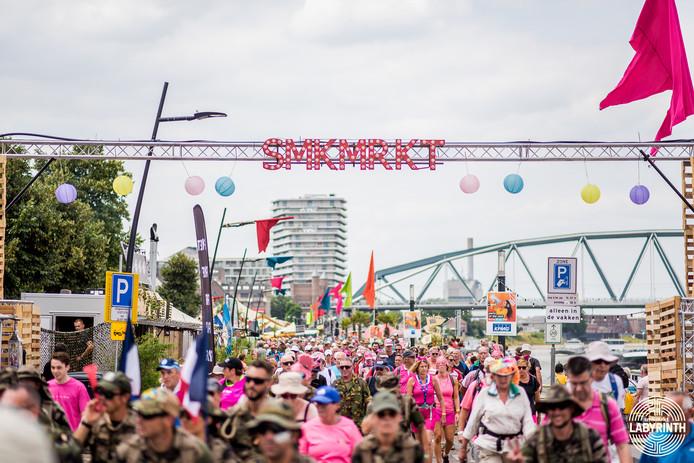 Roze Woensdag bij festival SMKMRKT