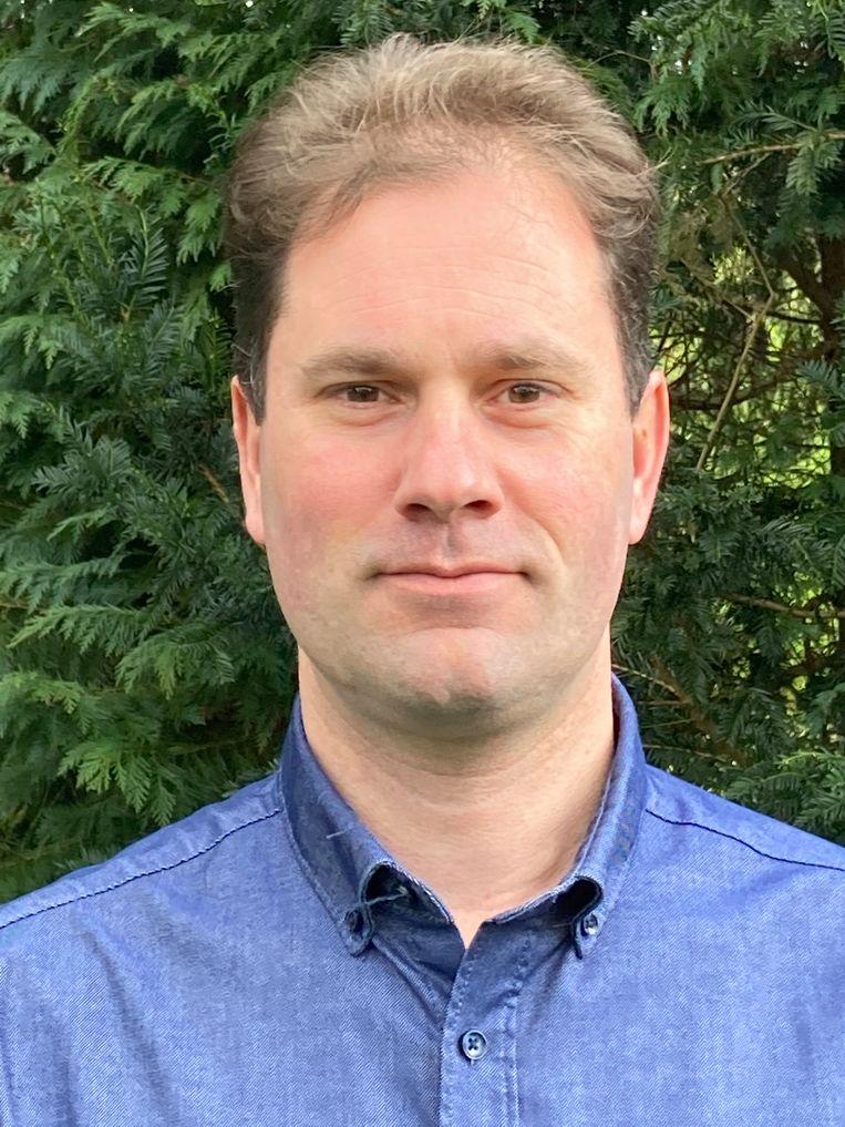 Robbert van Alphen, internist-oncoloog Beeld