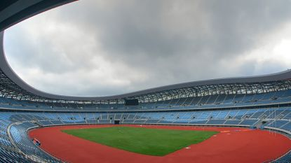 Parel van een stadion en ambitie te over