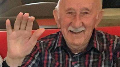 Louis De Geest (86) terecht nadat hij was verdwenen uit woonzorgcentrum