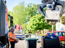 Diftar in Borne slaat aan: minder restafval, maar wel meer 'vervuiling'