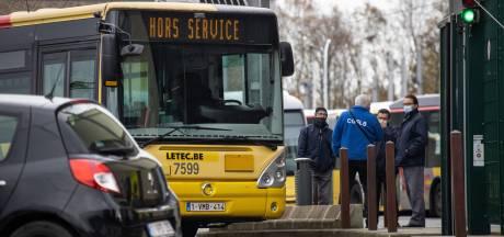 """Grève au TEC Charleroi ce vendredi: """"C'est quoi ce manque de respect?"""""""
