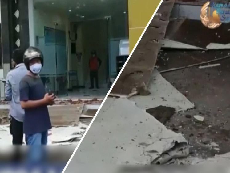 Indonesië weer getroffen door natuurramp: acht doden