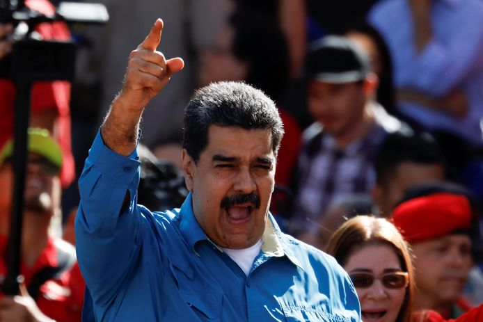 President van Venezuela Nicolás Maduro