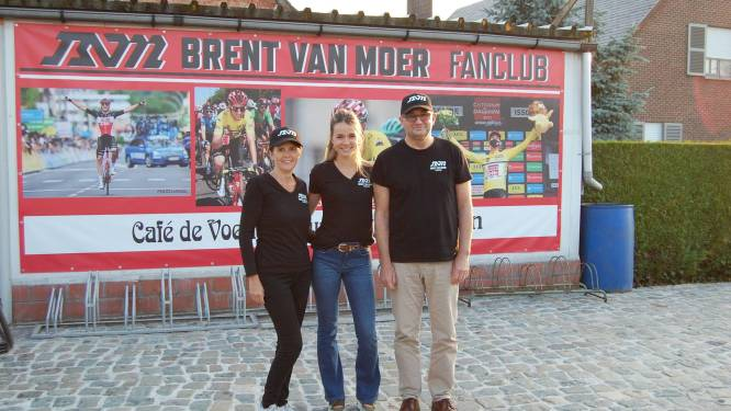 """Tourrevelatie Brent Van Moer heeft voortaan eigen fanclub: """"Hij heeft nu getoond wat hij in zijn mars heeft"""""""