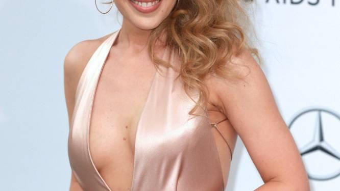 Kylie Minogue lanceert videoclip tegen kanker