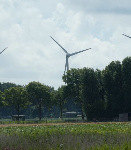 Gestel heeft niet veel geschikte plaatsen voor windturbines