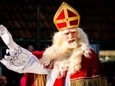 Ik vind het toch moeilijk dat Sinterklaas per trein arriveert